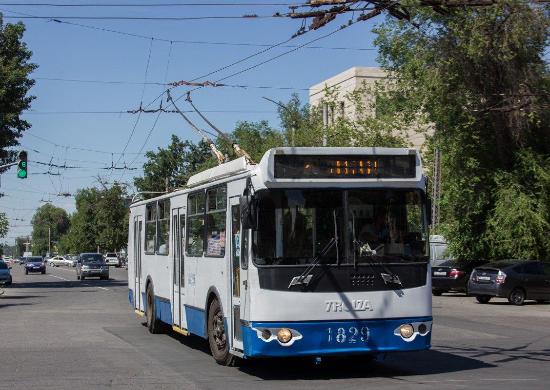 Внимание! Маршрут троллейбусов №7 и №8 временно изменен