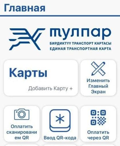 Обновление Тулпар для iOS